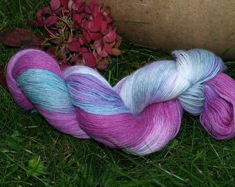 Socks Wool Alpakasocks Hand dyed
