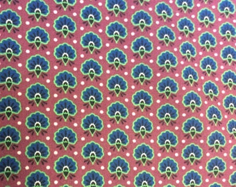 Tana lawn fabric from Liberty of London, Seth Rankine