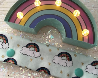 Rainbows dpn holder cosy