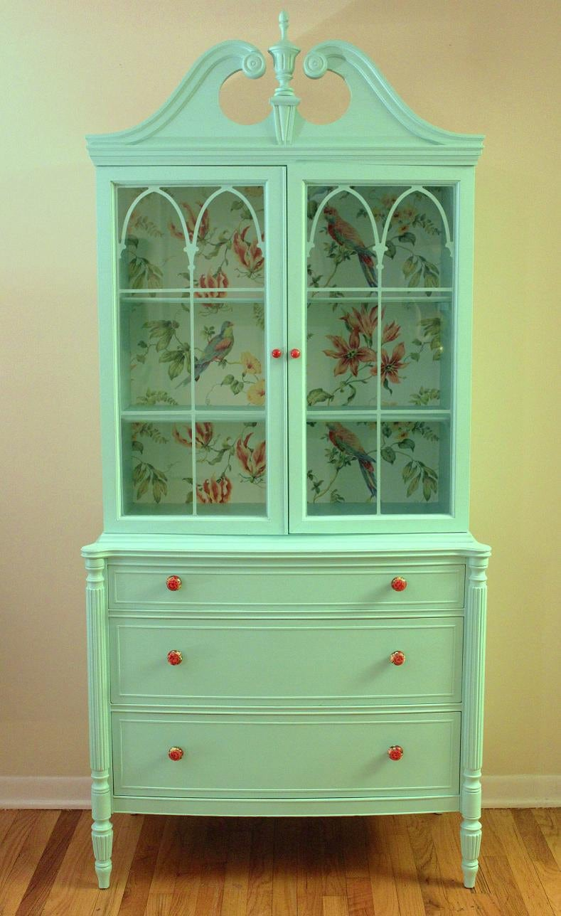 Mint Vintage China Cabinet sold