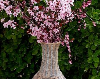 Monarch Butterfly Vase