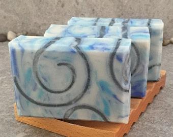 The Man Soap Artisan Cold Process Bar Soap - Medium