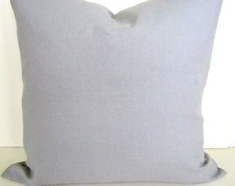 GRAY Pillow Covers Throw pillows Solid Grey Decorative pillows Gray Pillow Covers 16x16 18 20 .All Sizes.  Home Decor Gray Home and Living