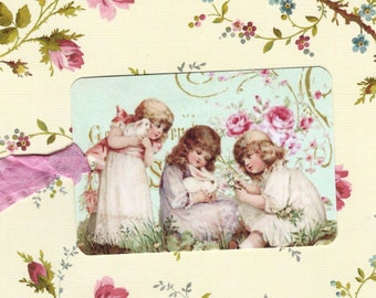 Tags, Sweet Sisters, Gift Tags, Party Favors, Bunnys, BFFs