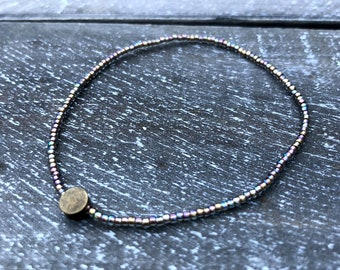 Dainty multi-colored bracelet