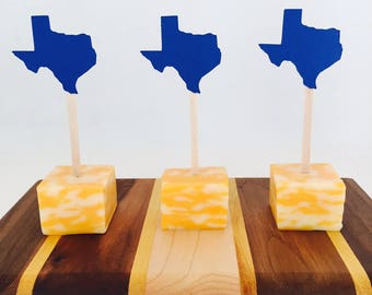 15 State Appetizer Picks - Texas - Food Picks - Housewarming - New House - Going Away Party - Celebration - New Job - New State