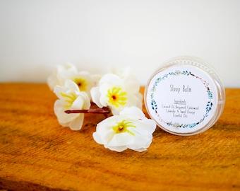 Natural Sleep Balm | Handmade | Essential Oil Blend | Sleep Aid | Tove by Tove