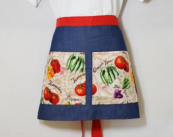 Seed Packet Apron