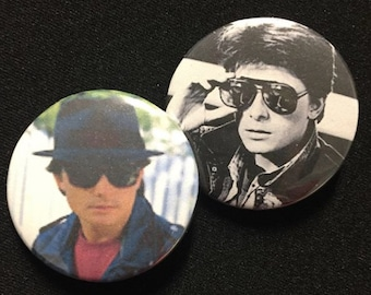 Marty Mcfly Pins