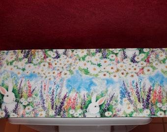 Easter Rabbit  St. Patrick's Day Toilet Tank Topper