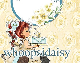 Whoopsidaisy pages à colorier
