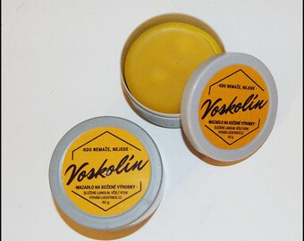 Voskolín - Leather balm with beeswax and lanoline