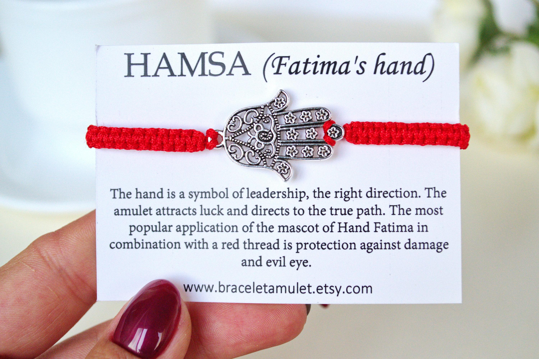 Hamsa hand of fatima evil eye bracelet best friend bracelet description hamsa hand of fatima evil eye biocorpaavc