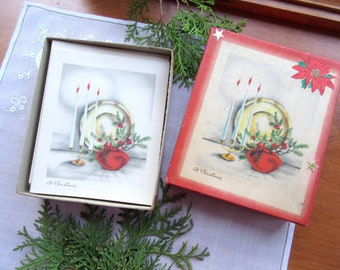 Christmas Cards  Unused  Greeting Cards Holiday  - Set of 20 cards.