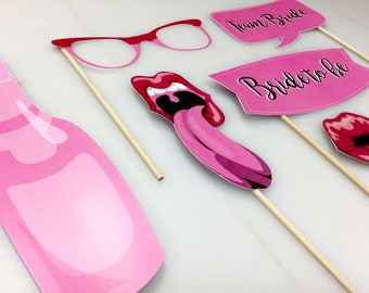 Hen Party Props Pack