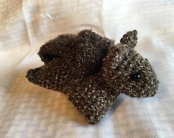 Crochet Little squirrel
