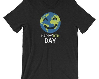 Earth Day Shirt, Environmentalist Shirt, Earth Day Gifts, Climate Change Shirt, Earth Lover T Shirt, Earth Day Party