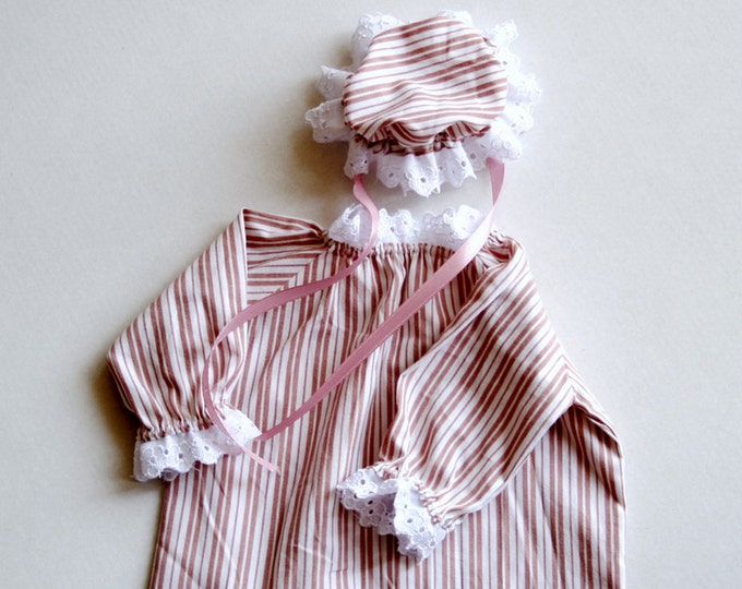 Granny's nightclothes for little creatures
