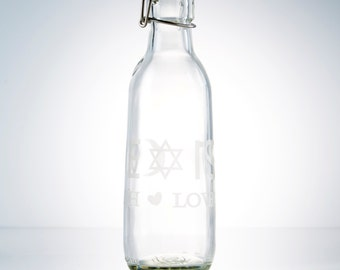 Co-Exist Love Bottle