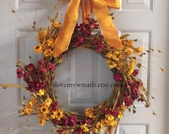 fall wreaths, fall door wreaths, wreaths for autumn, wreaths for fall, wreath for front door, holiday door wreaths, Thanksgiving wreaths