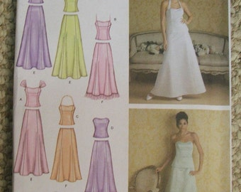Simplicity 3826 Sewing Pattern Size 10-12-14-16