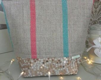 Sparkle bag!