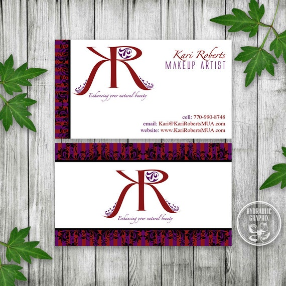 Etsy business card etsy shop card custom business card like this item reheart Images