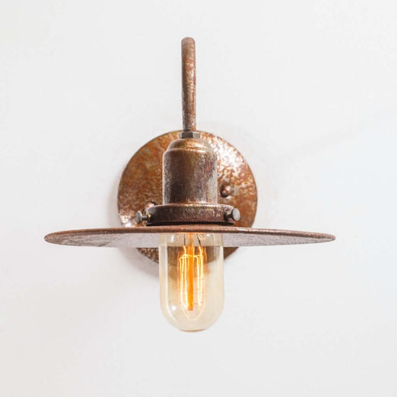 Items Similar To Wall Sconce Lighting