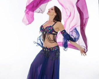 Alanah Bellydance Silk Veils