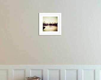 Wall photo art