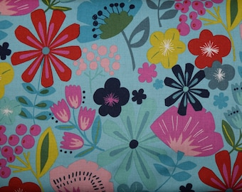 Pretty Poppy Fabric from Alexander Henry