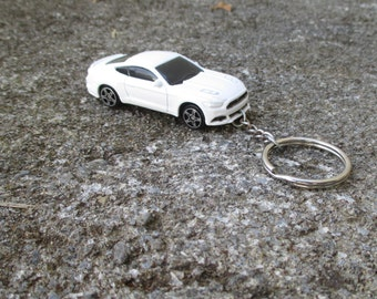 Mustang GT Coupe keychain,2015 Sports car keychain, Muscle Car keychain, Mens or Womens keychain, Mens or Womens gift Stocking