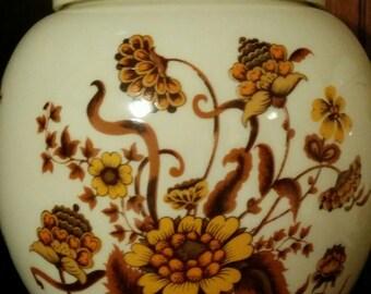 Vintage Ginger Jar - Sadler England