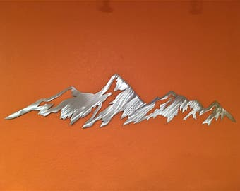 Boulder Flatirons. Colorado mountains, Colorado University. Mountain art for outside or inside. Graduation gift. CU Alumni, wall art, 3 Foot