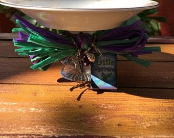 "Disney inspired Fairy trinket holders. ""Ariel"""