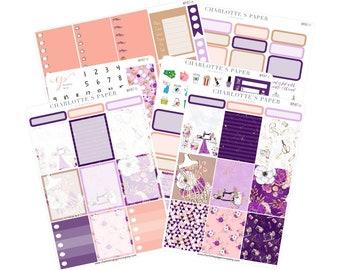 Planner Sticker Kits / Sewing Planner Stickers / Planner Stickers / Erin Condren Planner Stickers / Crafting Kit / Weekly Sticker Kit / WK87