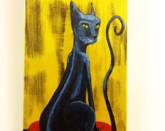 Black cat number 3