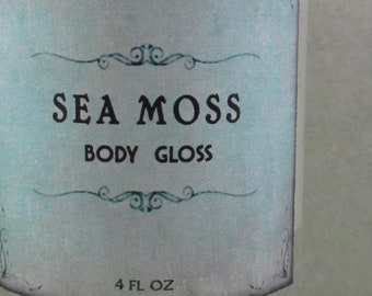 Sea Moss - Body Gloss - Limited Edition