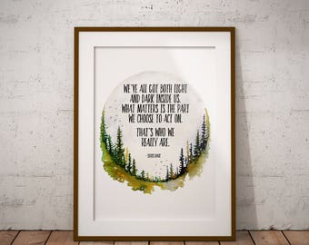 harry potter art harry potter quote sirius black harry potter image harry potter harry potter wall art potter quote sirius black art  sc 1 st  Etsy & Harry potter wall art | Etsy