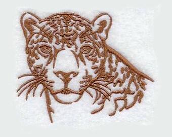 Jaguar Tea Towel | Personalized Kitchen | Embroidered Kitchen Towel | Kitchen Towel | Embroidered Towel | Personalized Kitchen Gift | Jaquar