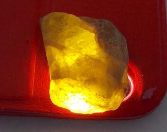 Rough sphene, raw titanite, raw crystals, crystal healing, stones, rocks, gems, minerals, chakra, pagan, reiki, raw stones, shaman, quartz