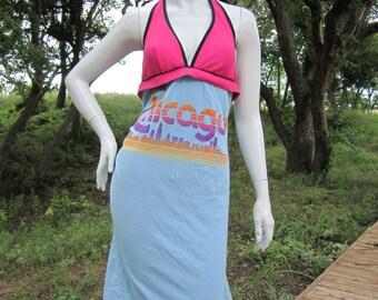 Chicago t shirt bikini dress