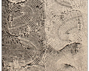 Thumbprint by Alexander Henry, 100% cotton fabric Fingerprints