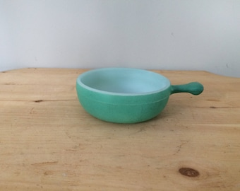 Glasbake soup bowl   Etsy