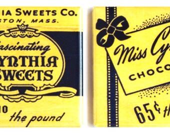 Cynthia Sweets Fridge Magnet Set