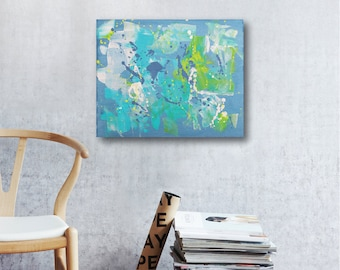 Facets of Her // By Abstract Artist Charlie Albright // From Moments by Charlie BLOG & Online Shop