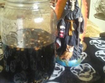 La Santa Muerte Commanding Oil