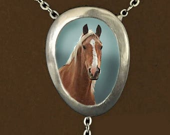 Custom Lariat necklace, your pet your photo or logo