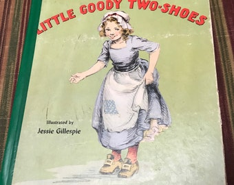 The Story of Little Goody Two-Shoes, Vintage Children's Book