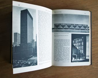 Encyclopedia of Modern Architecture – Wolfgang Pehnt – Abrams 1964 Hardcover